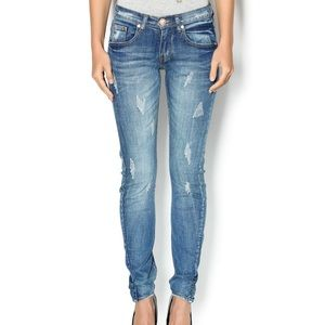 One Teaspoon Hoodlum Jeans Size 27